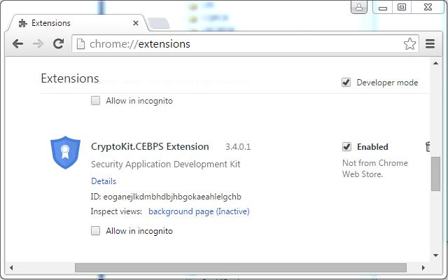 CryptoKit.CEBPS Extension