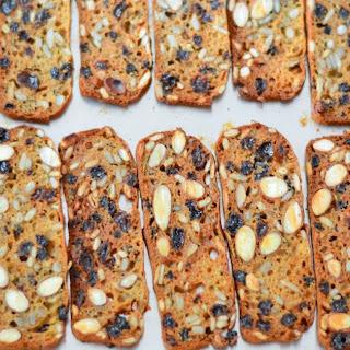 Raisin & Rosemary Crackers Recipe