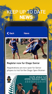 Download Otago Touch Association For PC Windows and Mac apk screenshot 2