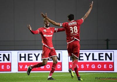 Un cadeau offert à Eupen, deux buts annulés, mais l'Antwerp, finalement aidé par le VAR, se qualifie pour les PO1 !