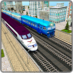Racing in Train? Icon