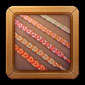 Weaving baubles