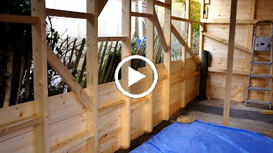 Video: #awesomeshed  - one minute video tour!