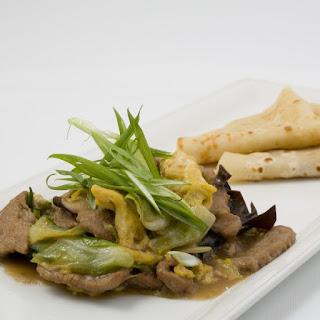 Moo-Shu Pork