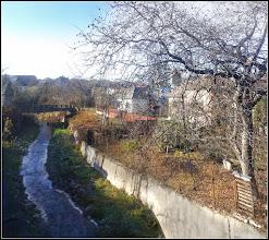 Photo: Turda - Str. Bogdan Petriceicu Hasdeu, Nr.2,  Muzeul de Istoriei, vedere Paraul Racilor  -  2018.11.30