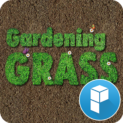 Gardening Grass launcher theme