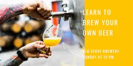 Brew Your Own Beer - Twitter Post item