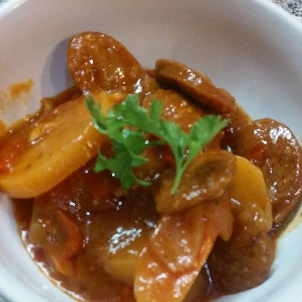 Chorizo Stew Recipe