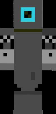 Alien Robot Nova Skin