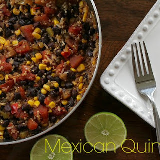 One Pot Mexican Quinoa
