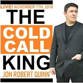 The Cold Call King (Live on November 7th, 2018)