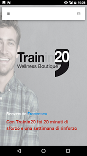 Trainin20- screenshot thumbnail