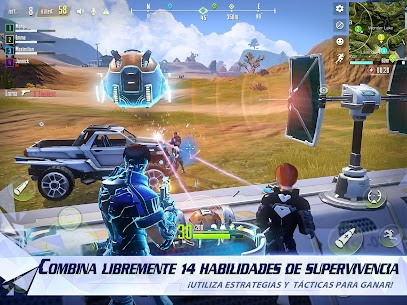 Cyber Hunter 9