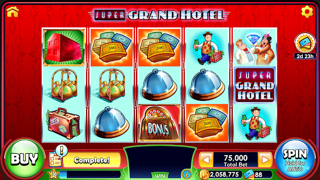 MONOPOLY Slots! apk screenshot