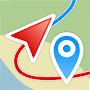 Geo Tracker - GPS tracker APK icon