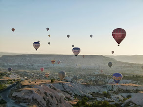 Photo: カッパドキア気球 Balloon tour in Cappadocia