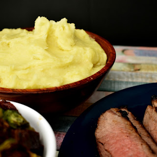 Roasted Garlic Mashed Potatoes Recipe