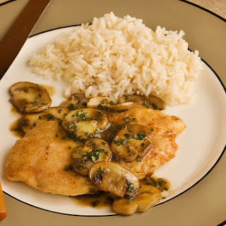 Chicken or Veal Marsala Recipe