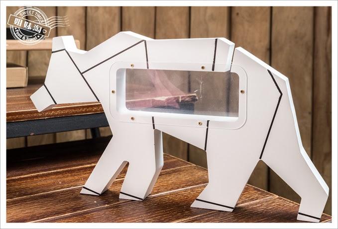北極熊存錢筒