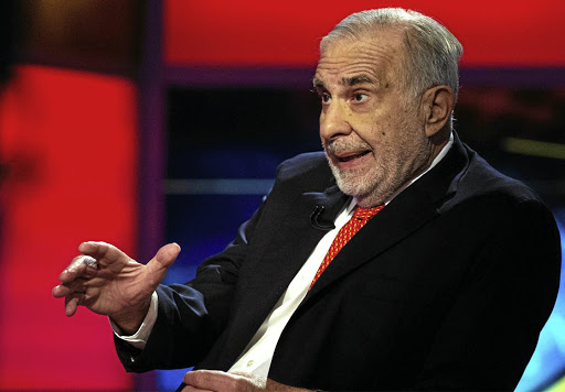 Carl Icahn sues Occidental over 'misguided' Anadarko takeover