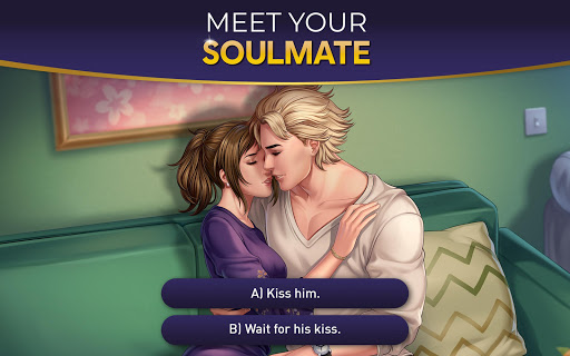 Is It Love? Gabriel - Virtual relationship game apkpoly screenshots 11