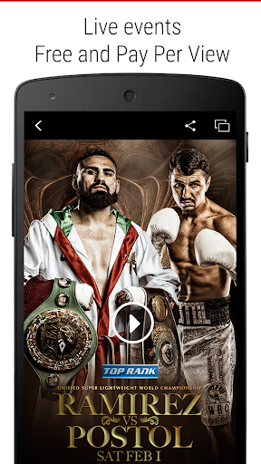 FITE - Boxing, Wrestling, MMA & More 4.2 screenshots 7