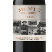 Monte Creek Cab Red Wine