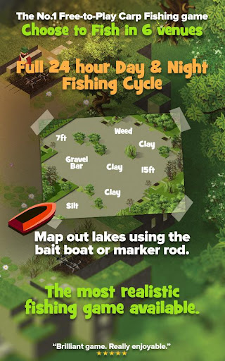 Carpcraft: Carp Fishing 1.1.44 Cheat screenshots 2