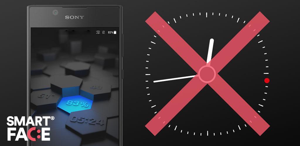 Download SmartFace - No Sony Clock APK latest version 1 0 1