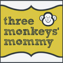 Grab button for 3 Monkeys Mommy