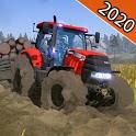 Tractor Farming Simulator 3D 2020 icon