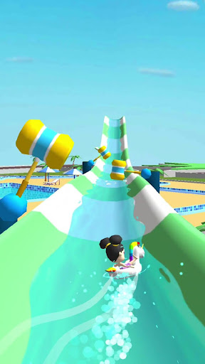 Waterpark: Slide Race 1.0.8 screenshots 2