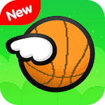 Flappy Dunk Classic : Basketball Challenge Icon