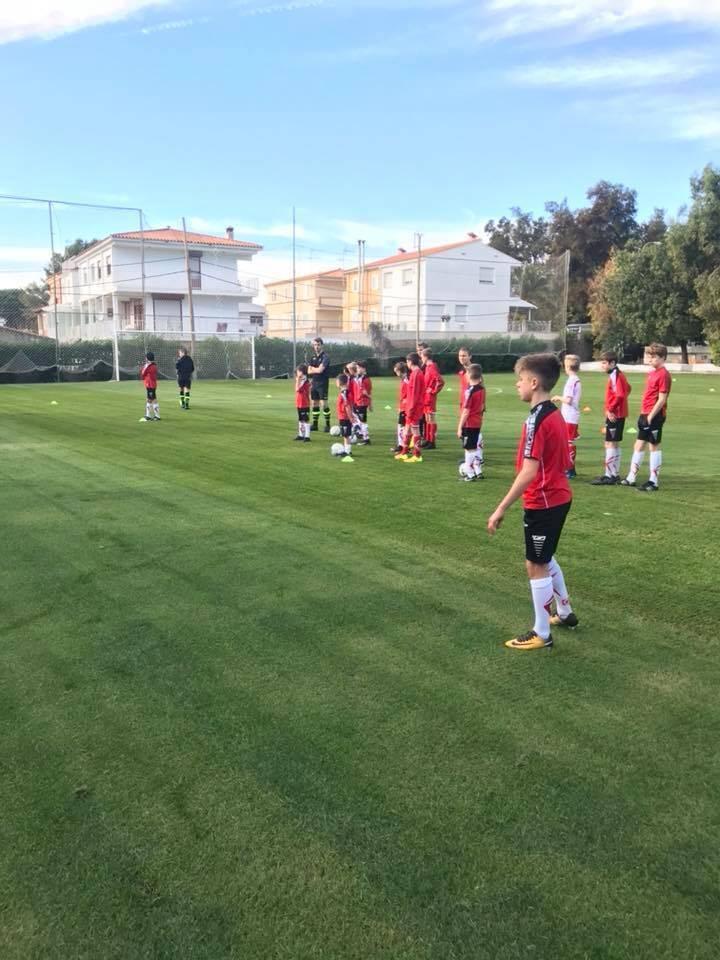Voetbal: Winterstage 2018 - 26dec tem 30dec