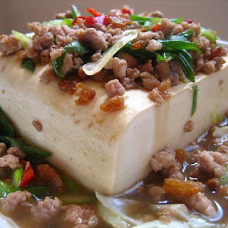 Ground Pork Tofu Recipes