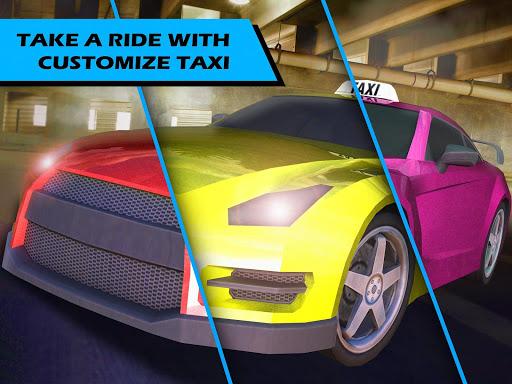Real Taxi parking 3d Simulator  screenshots 6