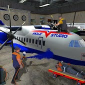 Real Plane Mechanic Workshop