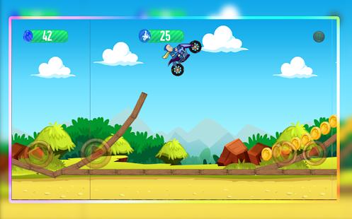 Ninja Hatori Super Bike apk screenshot 10