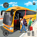 Super Coach Driving Parking icon