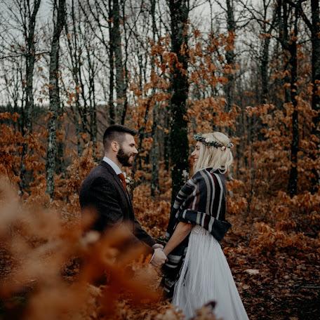 Wedding photographer Leonidas Kyrtsos (polkadot). Photo of 08.01.2018