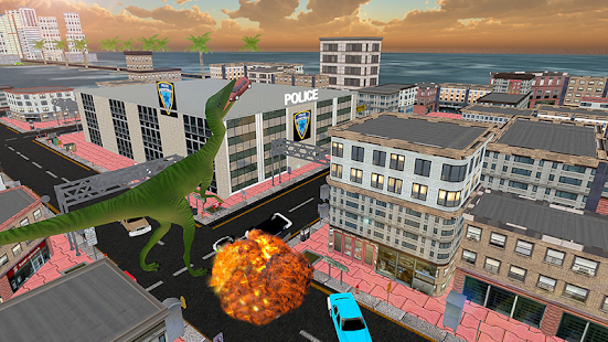 Dinosaur Simulator Dino Hunter - náhled