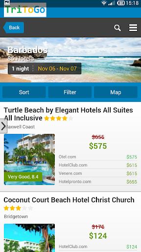 Hotels Barbados by tritogo