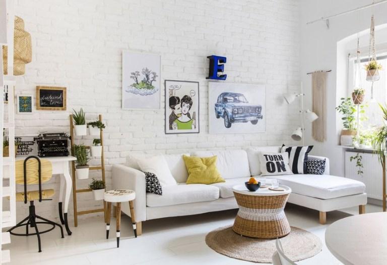 11 thủ thuật thường bị lãng quên khi thiết kế phòng khách nhỏ
