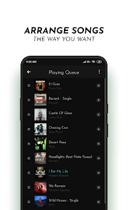 PowerAudio Plus Music Player (Pro Mod APK) Download for Android 4
