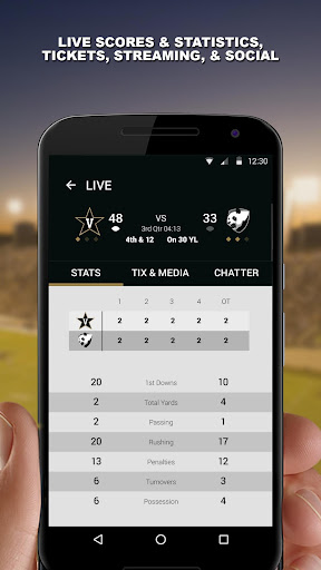 Vanderbilt Commodores Gameday hack tool