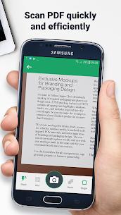 PDF Scanner Camera Scanner: JPG To PDF Converter App Download For Android 1
