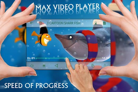 Max Player : HD Video screenshot 1