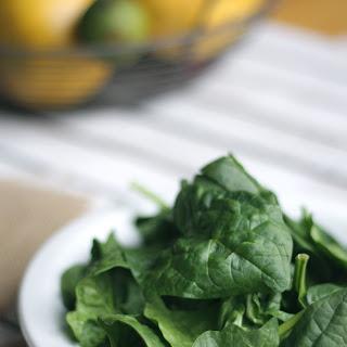 Citrus Spinach Smoothie