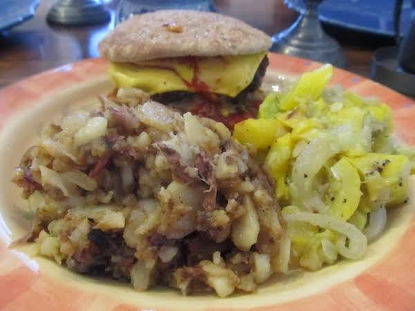 Jamie's Grilled Hobo Potatoes Recipe