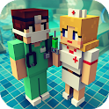 Hospital Building & Doctor Simulator Games icon